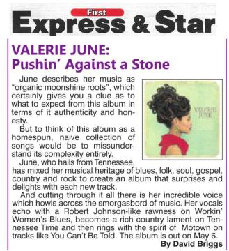 Express & Star - April 2013