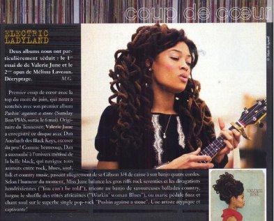 Guitar Unplugged - April 2013 - France