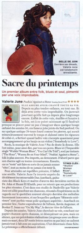 Rolling Stone - France - April 2013