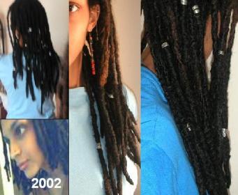 Comparison shot - 2002 to 2005