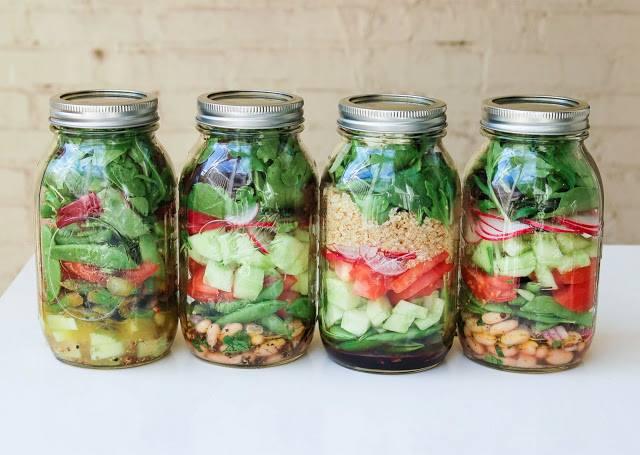 Salad Tips: Prepare Salads InAdvance!