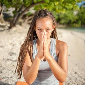 Locs & Yoga Inspiration: KimaniMcDonald