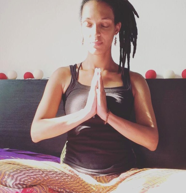 My early morning meditation sessions