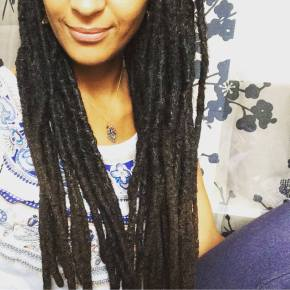 3 Reasons Why I Won't Take Down My Locs Any Time Soon