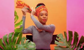 Video: History Of Head Wraps In America & Western Culture