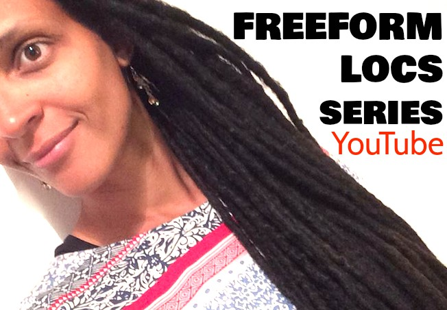 Freeform Locs: My Freeforming Routines & Tips (YouTube)