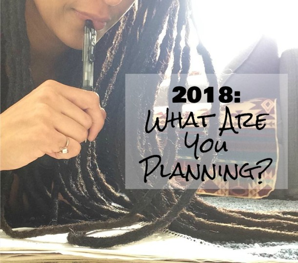 WHAT ARE YOU PLANNING