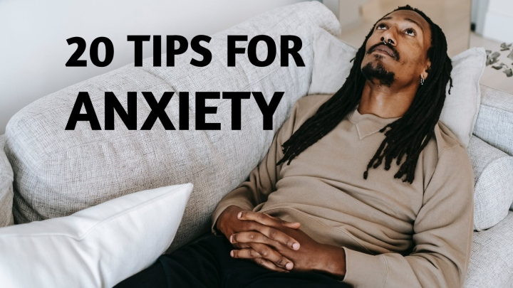 20 Healthy Ways To Release Anxiety
